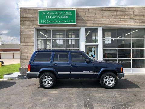 2001 Jeep Cherokee for sale in Greenfield, IN