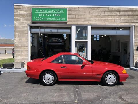1992 Mercedes-Benz 300-Class for sale in Greenfield, IN