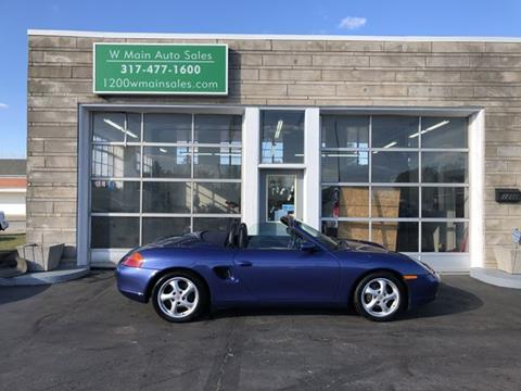 1999 Porsche Boxster for sale in Greenfield, IN