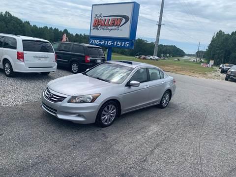 2012 Honda Accord for sale in Dawsonville, GA