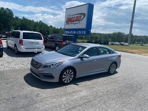 2015 Hyundai Sonata for sale in Dawsonville, GA