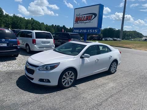 2015 Chevrolet Malibu for sale in Dawsonville, GA
