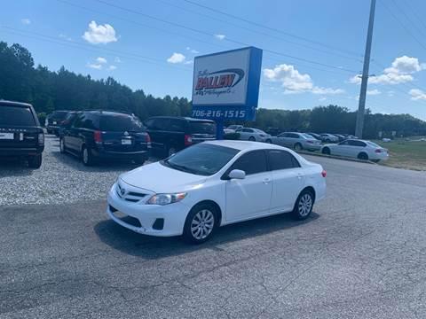 2013 Toyota Corolla for sale in Dawsonville, GA