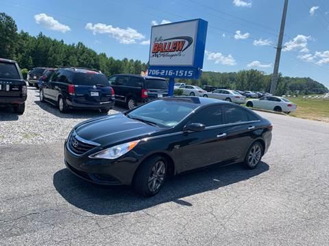 2012 Hyundai Sonata for sale in Dawsonville, GA