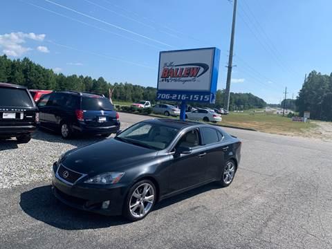 2009 Lexus IS 250 for sale in Dawsonville, GA