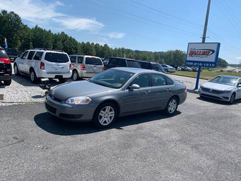 2007 Chevrolet Impala for sale in Dawsonville, GA