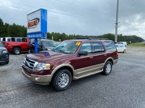 2012 Ford Expedition for sale at Billy Ballew Motorsports in Dawsonville GA