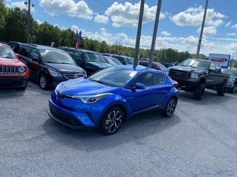 2018 Toyota C-HR for sale at Billy Ballew Motorsports in Dawsonville GA