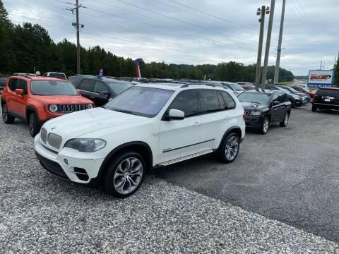 2011 BMW X5 for sale at Billy Ballew Motorsports in Dawsonville GA