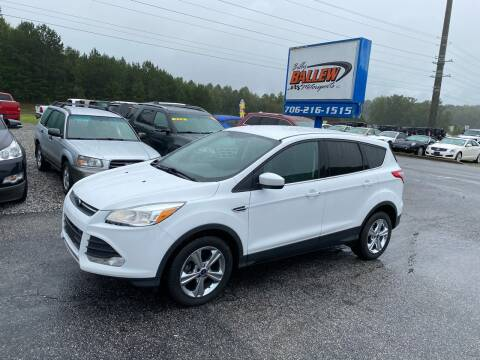 2014 Ford Escape for sale at Billy Ballew Motorsports in Dawsonville GA
