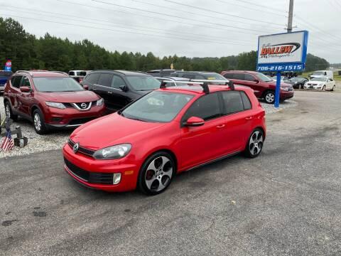 2011 Volkswagen GTI for sale at Billy Ballew Motorsports in Dawsonville GA