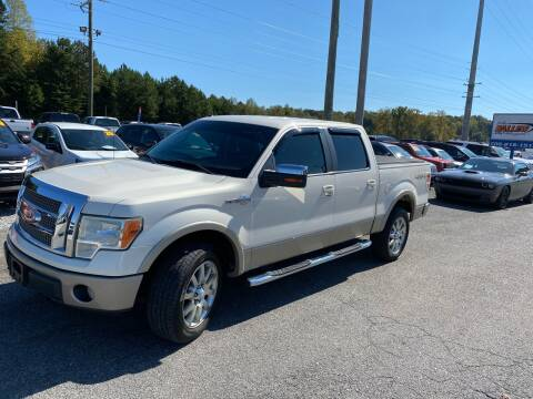 2009 Ford F-150 for sale at Billy Ballew Motorsports in Dawsonville GA