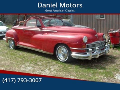 1947 Chrysler Windsor for sale in Carthage, MO