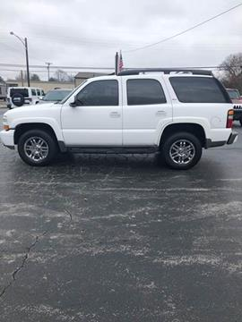 2005 Chevrolet Tahoe Limited/Z71 for sale in Columbia, KY