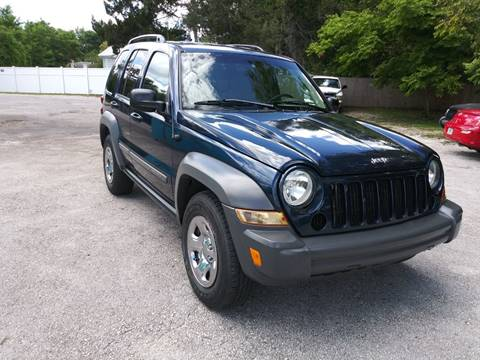 2005 Jeep Liberty for sale in Debary, FL
