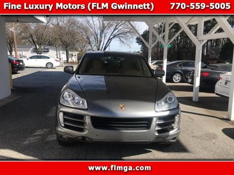 2010 Porsche Cayenne for sale in Lilburn, GA