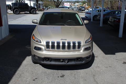 2014 Jeep Cherokee for sale in Lilburn, GA