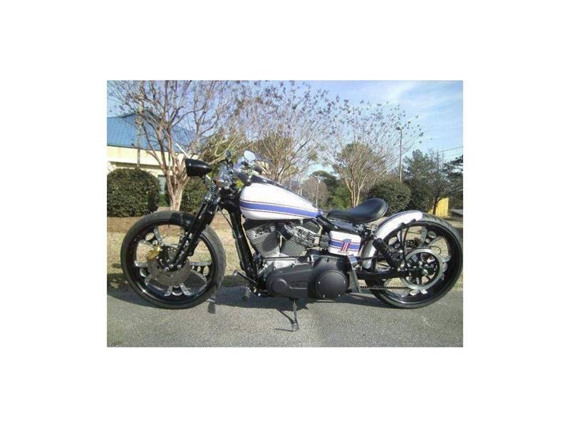 2008 Harley-Davidson FXD Dyna Super Glide-Supertrac for sale at Rucker Auto & Cycle Sales in Enterprise AL