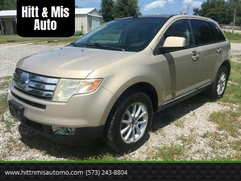 2007 Ford Edge For Sale >> Ford Edge For Sale In Millersville Mo Hitt Mis Auto
