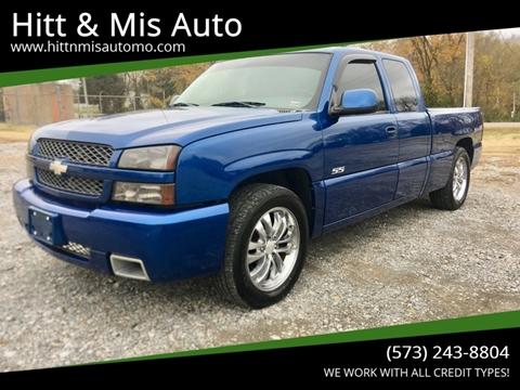 Chevrolet Silverado 1500 Ss For Sale In Millersville Mo Hitt