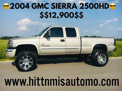 2004 GMC Sierra 2500HD for sale in Millersville, MO