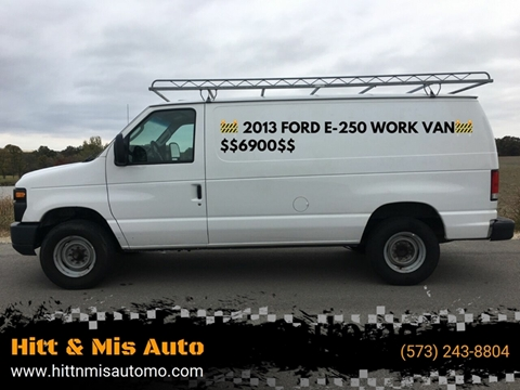 Work Van For Sale >> Used Cargo Vans For Sale In Cape Girardeau Mo Carsforsale