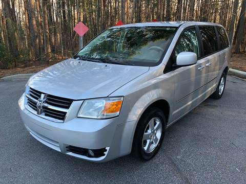 2008 Dodge Grand Caravan for sale at LA 12 Motors in Durham NC