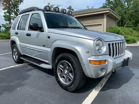 2003 Jeep Liberty for sale in Durham, NC