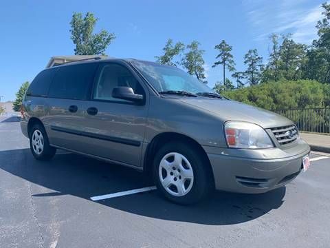 2006 Ford Freestar for sale in Durham, NC