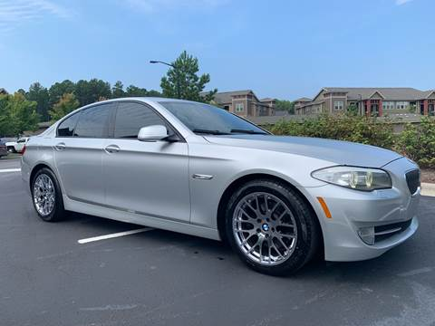 Used Bmw 5 Series >> 2011 Bmw 5 Series For Sale In Durham Nc