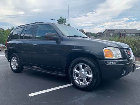 2004 GMC Envoy for sale at LA 12 Motors in Durham NC