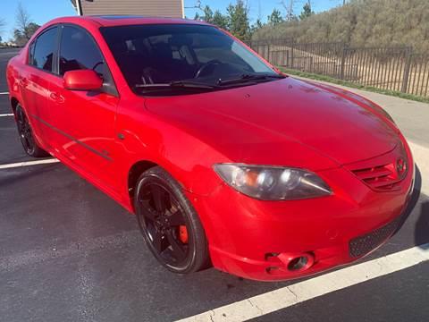 2004 Mazda MAZDA3 for sale at LA 12 Motors in Durham NC
