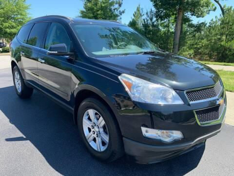 2012 Chevrolet Traverse for sale at LA 12 Motors in Durham NC