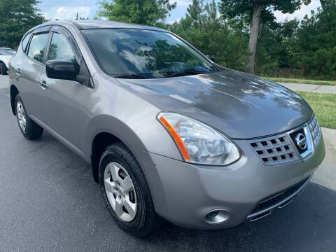 2010 Nissan Rogue for sale at LA 12 Motors in Durham NC