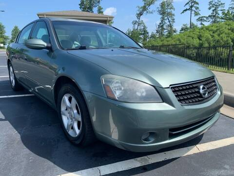 2005 Nissan Altima for sale at LA 12 Motors in Durham NC