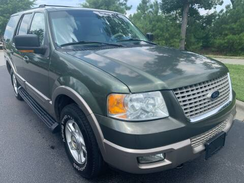 2003 Ford Expedition for sale at LA 12 Motors in Durham NC