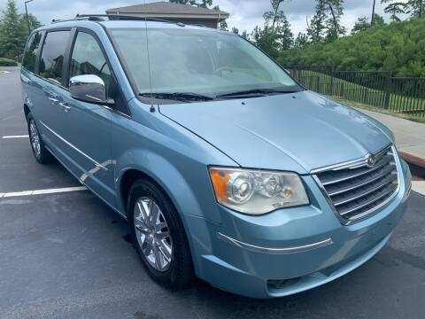 2008 Chrysler Town and Country for sale at LA 12 Motors in Durham NC