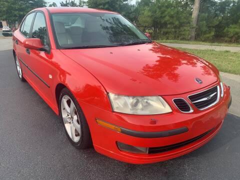 2004 Saab 9-3 for sale at LA 12 Motors in Durham NC