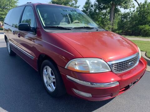 2002 Ford Windstar for sale at LA 12 Motors in Durham NC