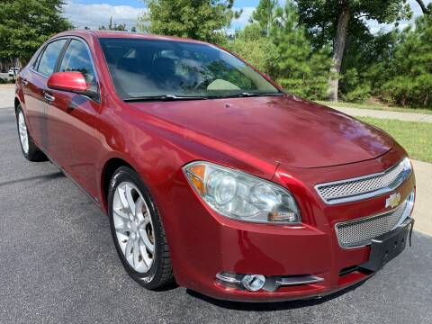 2009 Chevrolet Malibu for sale at LA 12 Motors in Durham NC