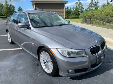 2011 BMW 3 Series for sale at LA 12 Motors in Durham NC