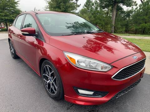 2015 Ford Focus for sale at LA 12 Motors in Durham NC