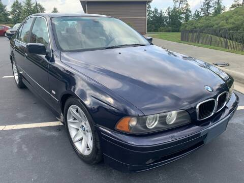 2003 BMW 5 Series for sale at LA 12 Motors in Durham NC