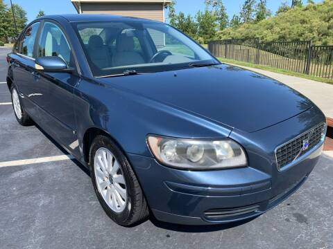 2005 Volvo S40 for sale at LA 12 Motors in Durham NC
