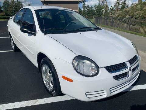 2005 Dodge Neon for sale at LA 12 Motors in Durham NC
