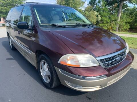 2000 Ford Windstar for sale at LA 12 Motors in Durham NC