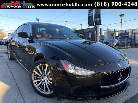 Used Maserati For Sale In Van Nuys Ca Carsforsale Com