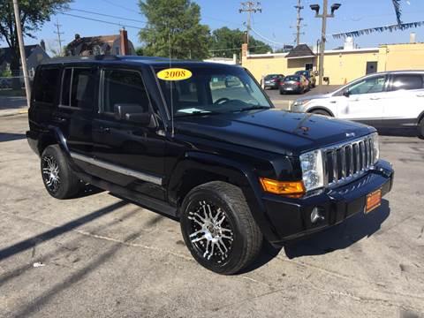 2008 Jeep Commander for sale in Markham, IL