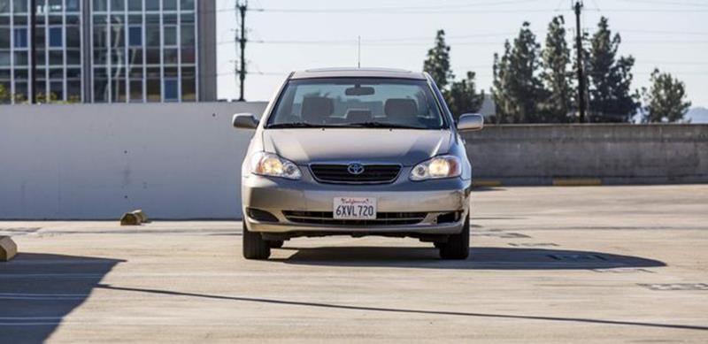 2005 Toyota Corolla For Sale At HUNTERS AUTO INC In Van Nuys CA