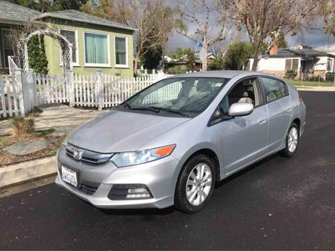 2012 Honda Insight for sale in North Hollywood, CA